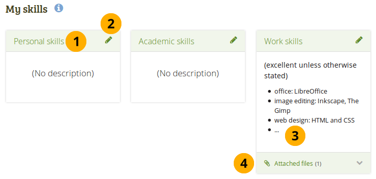Skills Section  Personal Skills For A Resume