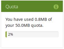 file quota